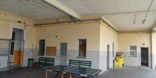 Casa che accoglie – Torino – Il cortile interno