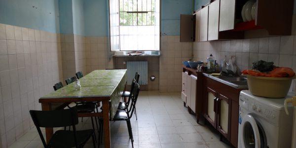 Casa che accoglie – Torino – La cucina