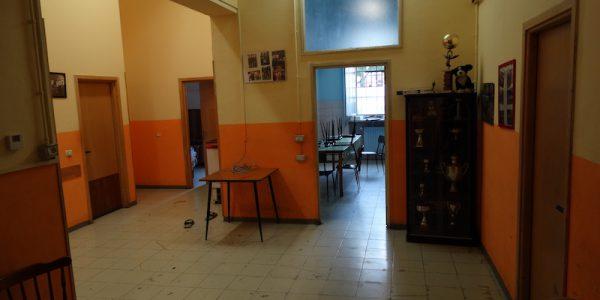 Casa che accoglie – Torino – L'ingresso