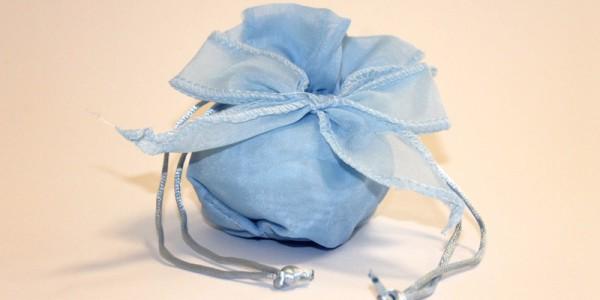 Sacchettini Confetti – Salesiani per il Sociale – Azzurro