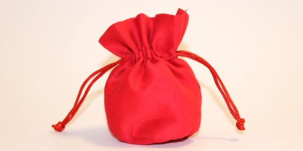 Sacchettini Confetti – Salesiani per il Sociale – Rosso