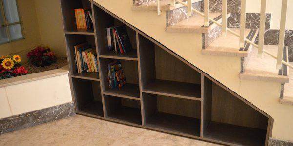 La libreria della casa famiglia