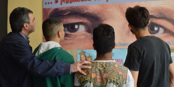 Piccoli passi grandi sogni – Salesiani per il Sociale