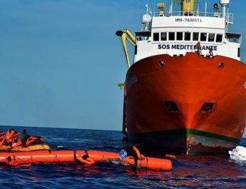 Aquarius. A bordo oltre 100 minori, giovani speranze dell'umanità