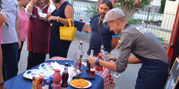 I volontari del bar – l'Busse Prato