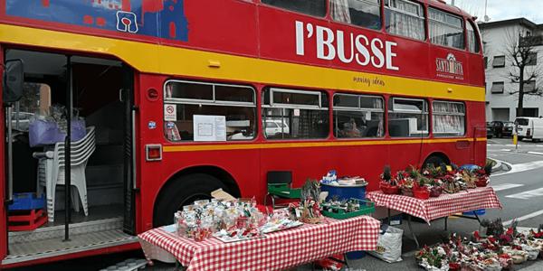 Le attività solidali – l'Busse Prato
