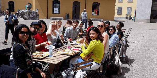 La caffetteria sul bus – l'Busse Prato