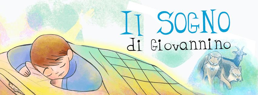 """Scarica l'e-colourbook """"Il sogno di Giovannino"""""""