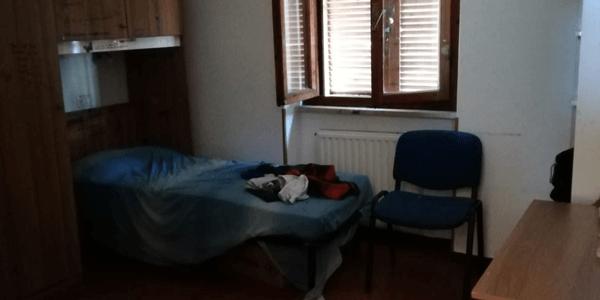 Le stanze interne – Stella del cammino