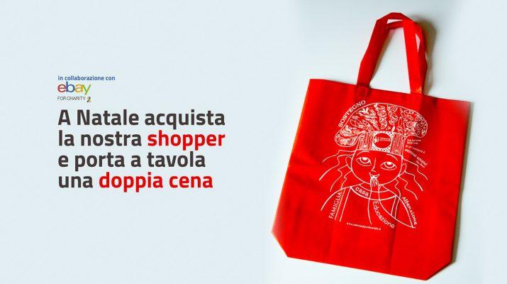 Foto campagna di Natale Shopper
